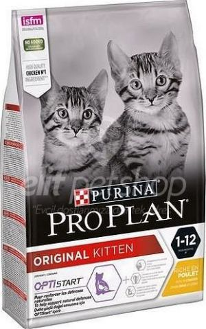 Pro Plan Cat Junior Chicken-Rice-10kg
